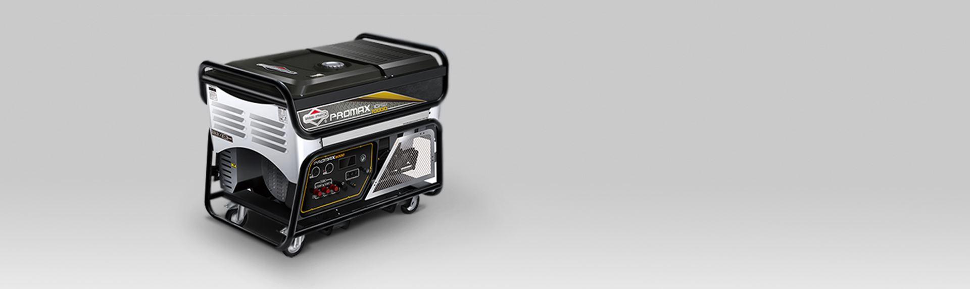SSC设计-PROMAX发电机