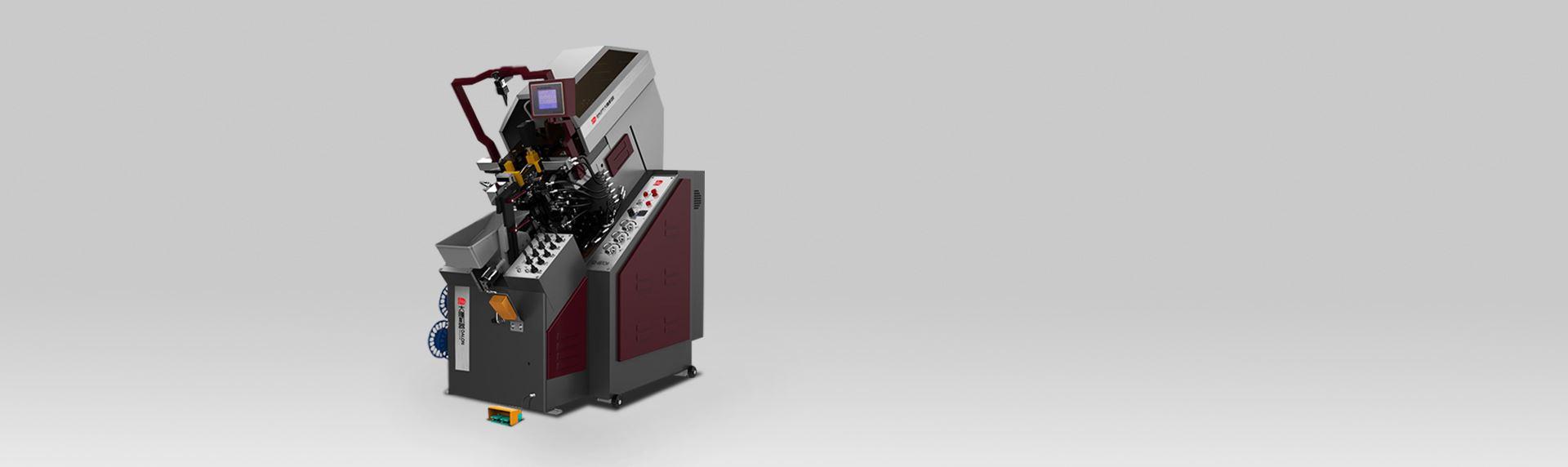 TMT娱乐-电脑控制自动上胶前帮机