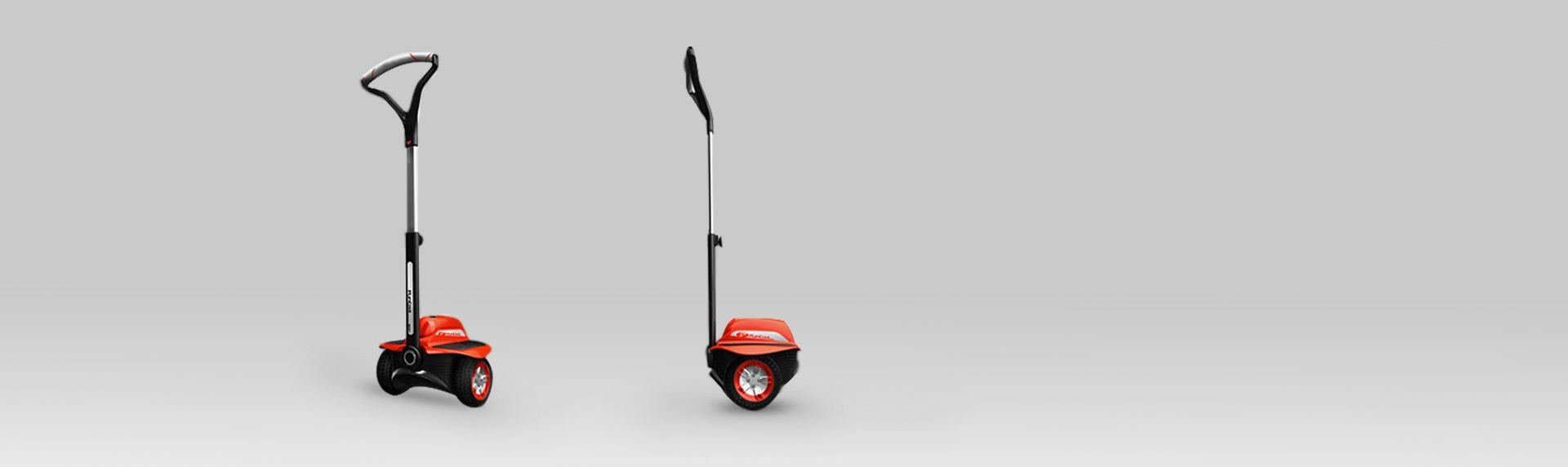 智网-平衡车