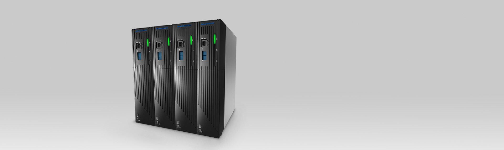 SSC设计-控制终端机箱 工业设计