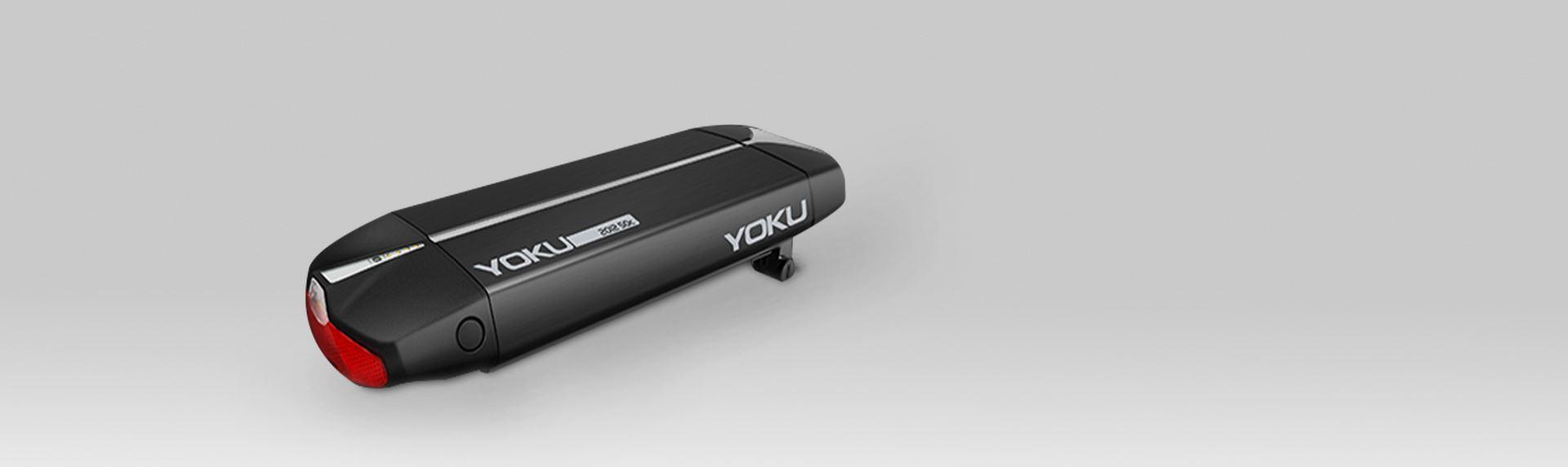 智网-电动车衣架式锂电池