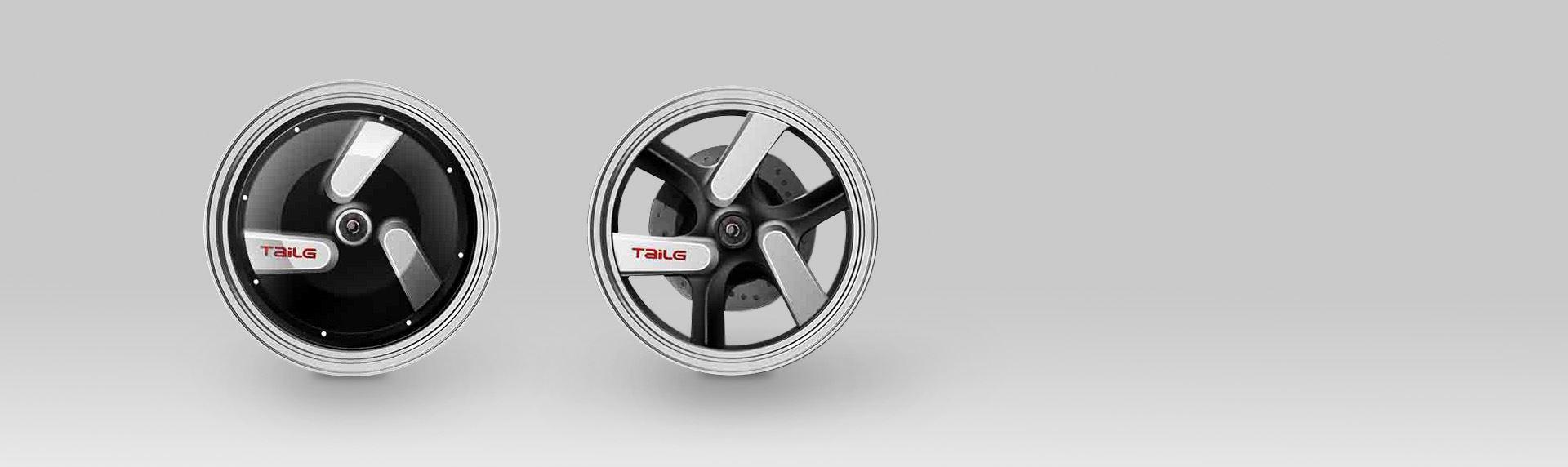 极速赛车-电动车机电轮毂