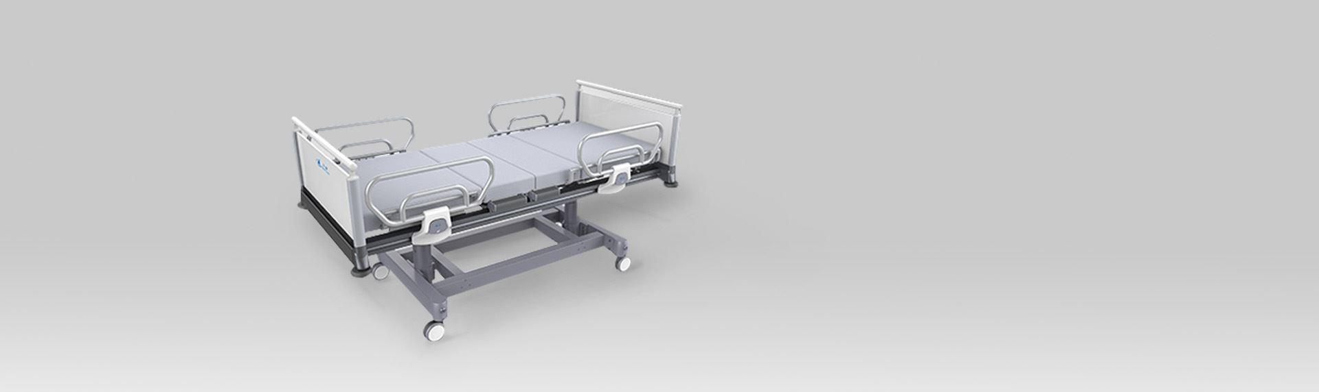 SSC设计-多体位医疗床