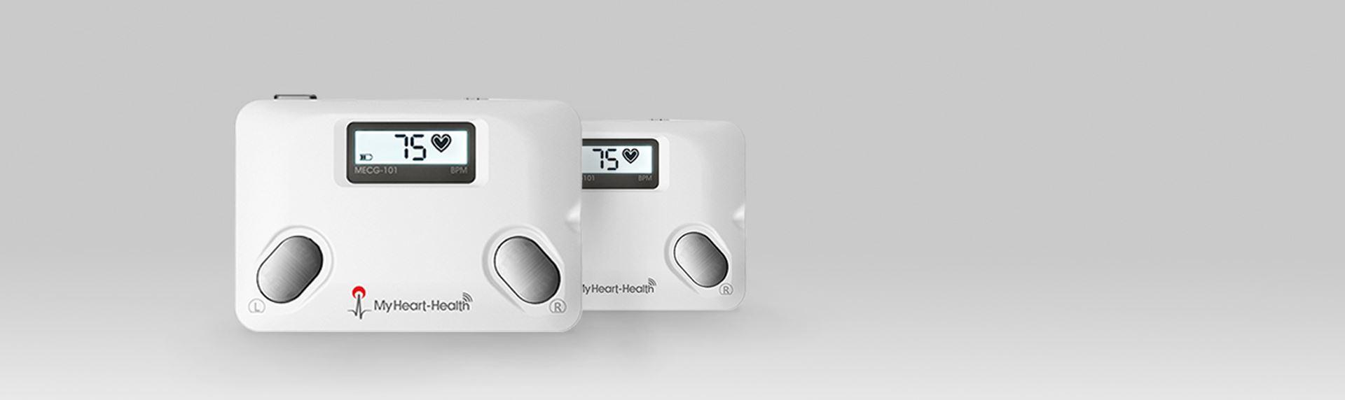 欧帝设计-心电监测仪