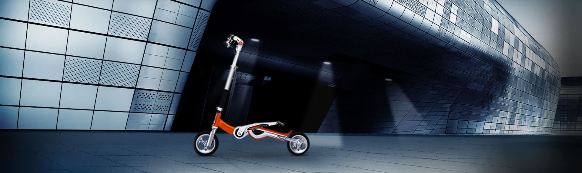 谷歌设计-踏步车
