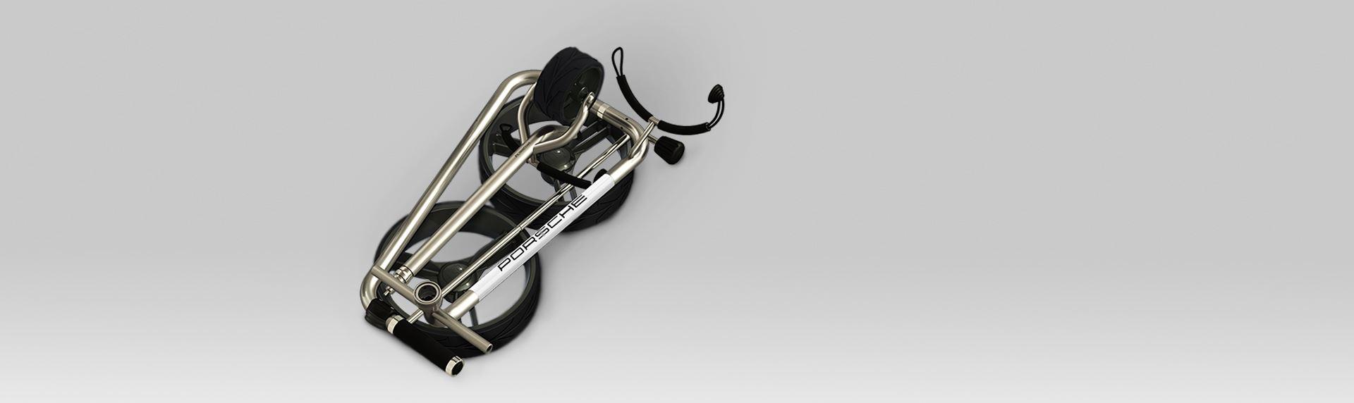 全球AU设计-高尔夫球包车Golf Cart