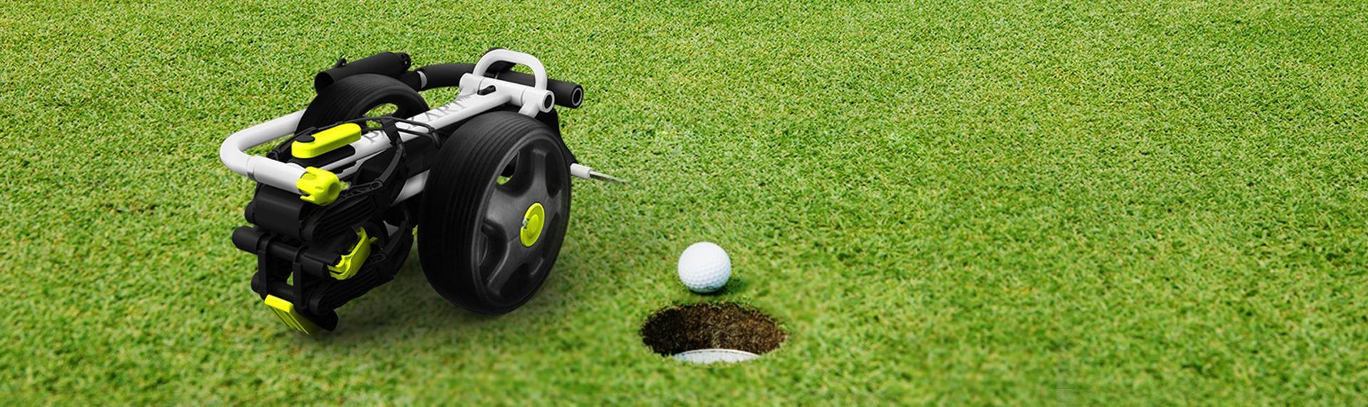 智网-高尔夫球包车Golf Cart