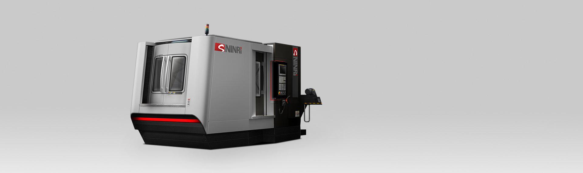 SSC设计-Ha系列卧式加工设备
