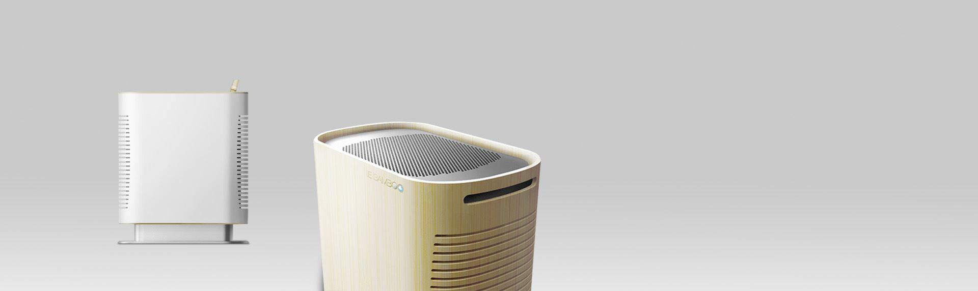 TMT娱乐-Lebamboo空气净化系统