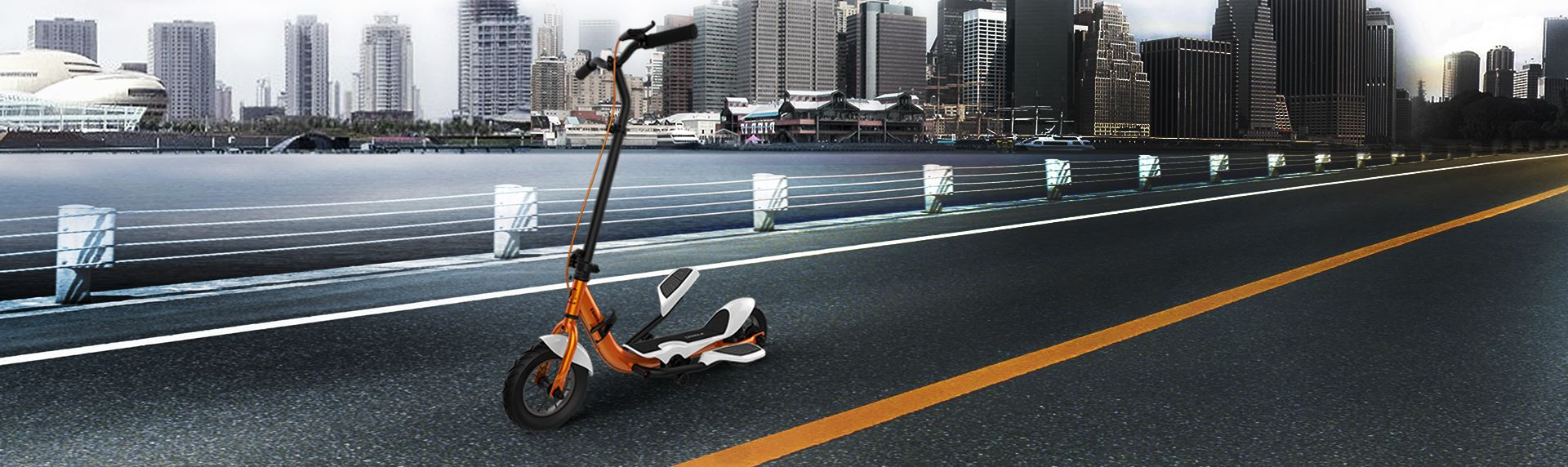 谷歌设计-踏客踏步车