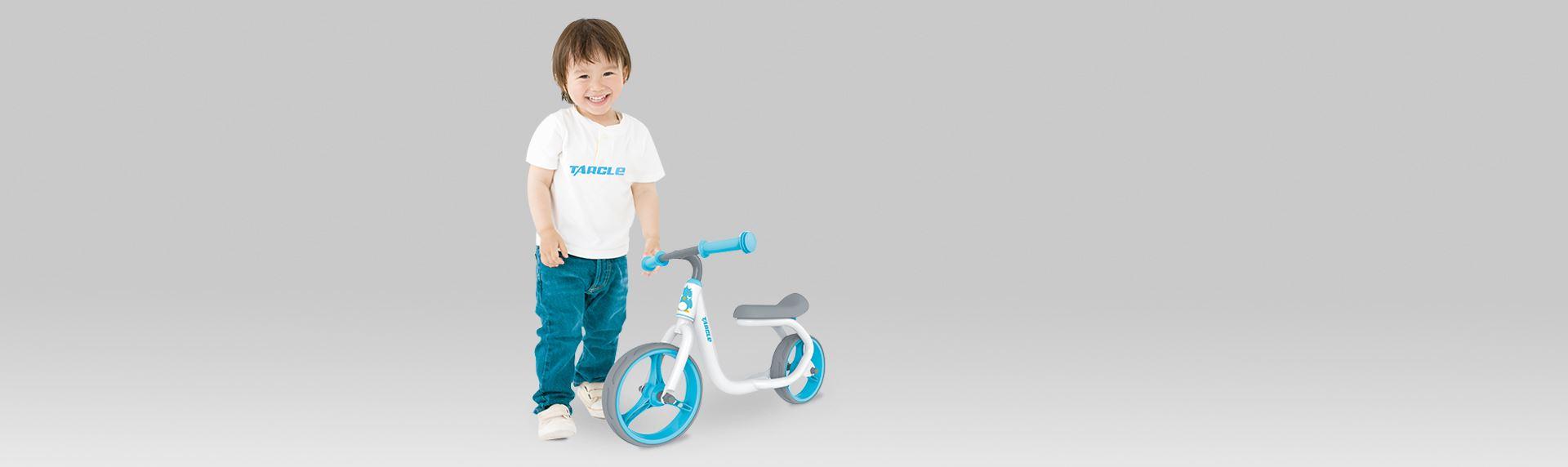 谷歌设计-踏客儿童滑步车