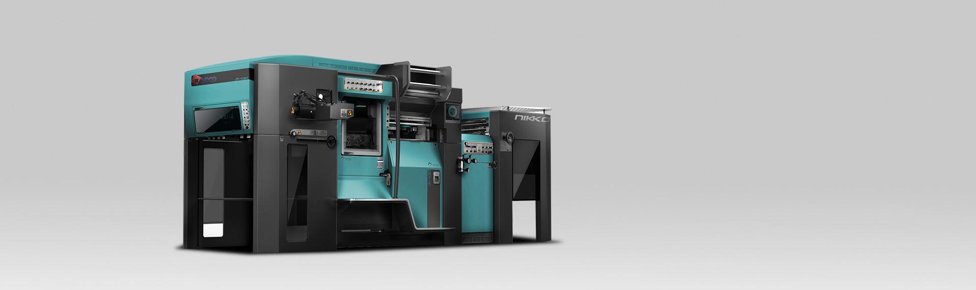 SSC设计-全自动模切机