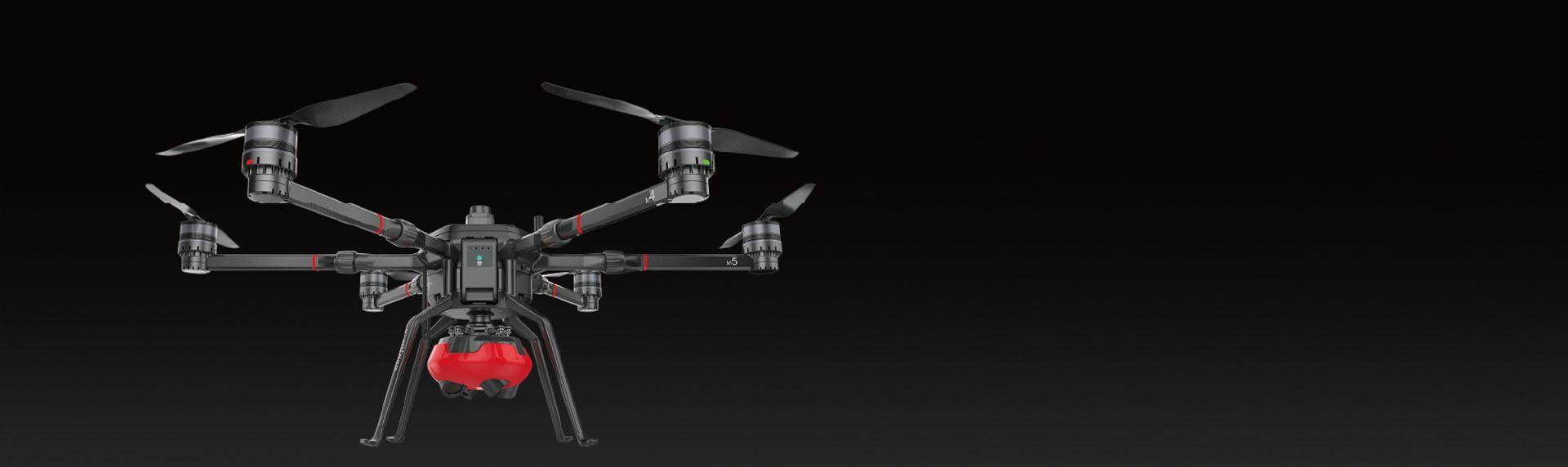SSC设计-黑鹰实力与颜值并存的无人机