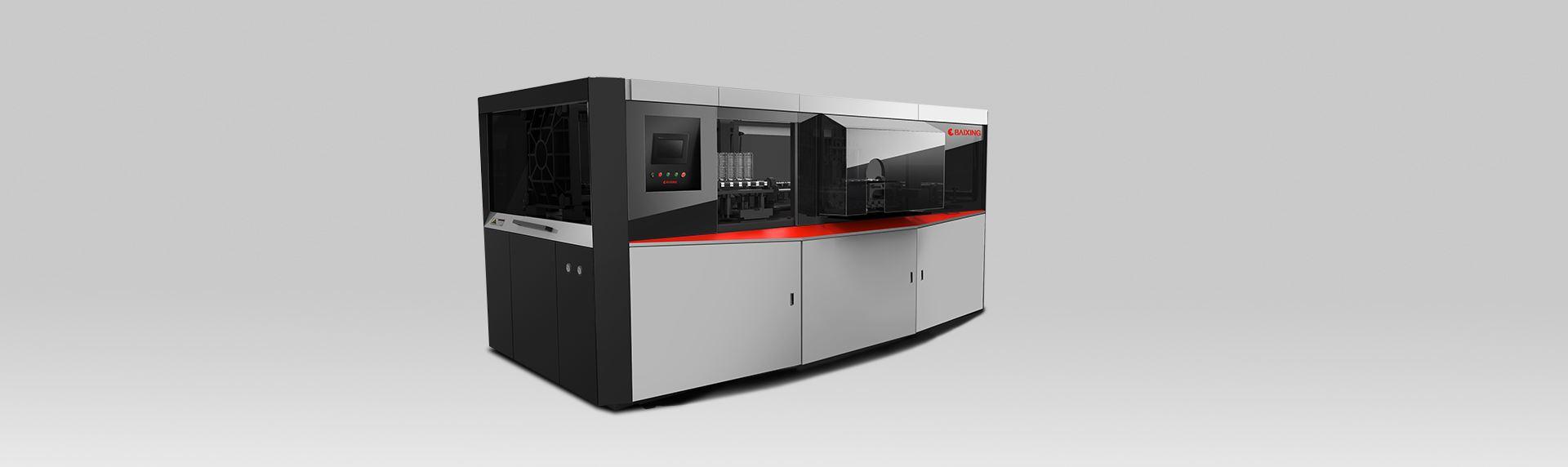 SSC设计-百星机械中空吹瓶机