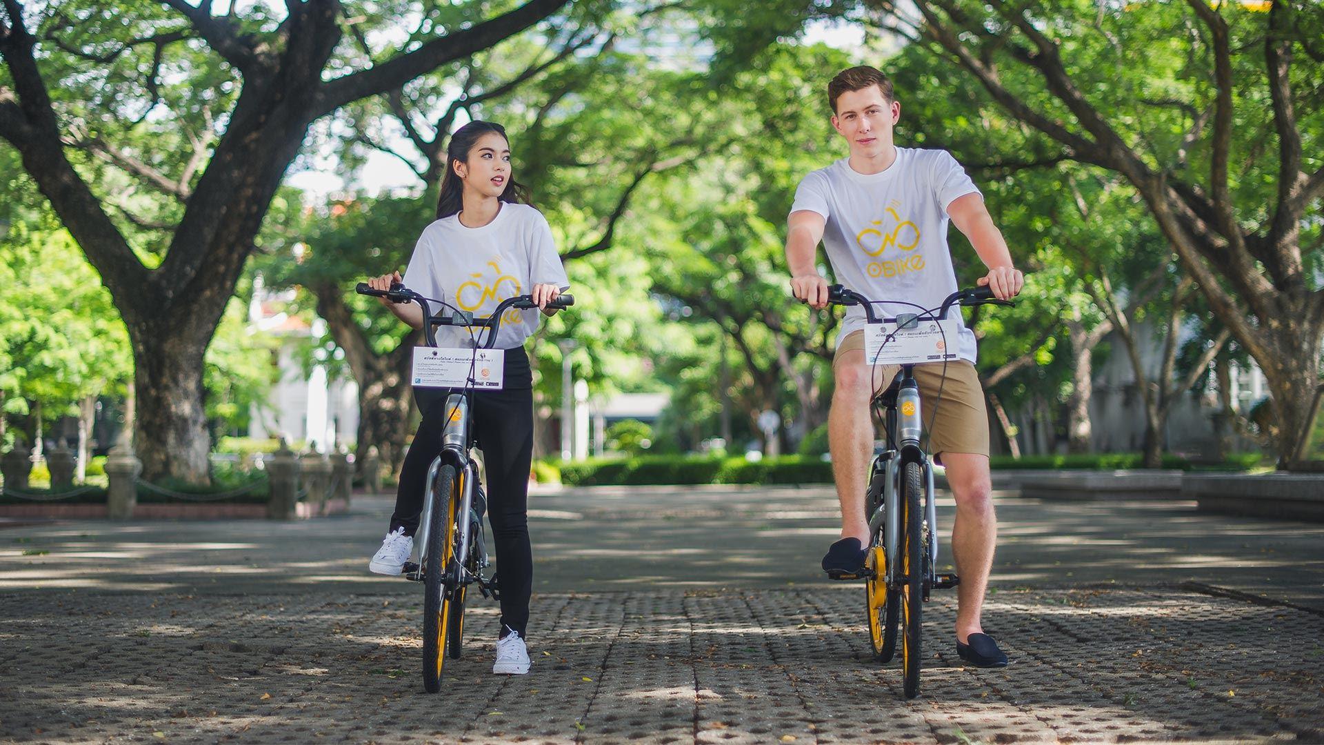 谷歌设计-OBIKE共享自行车