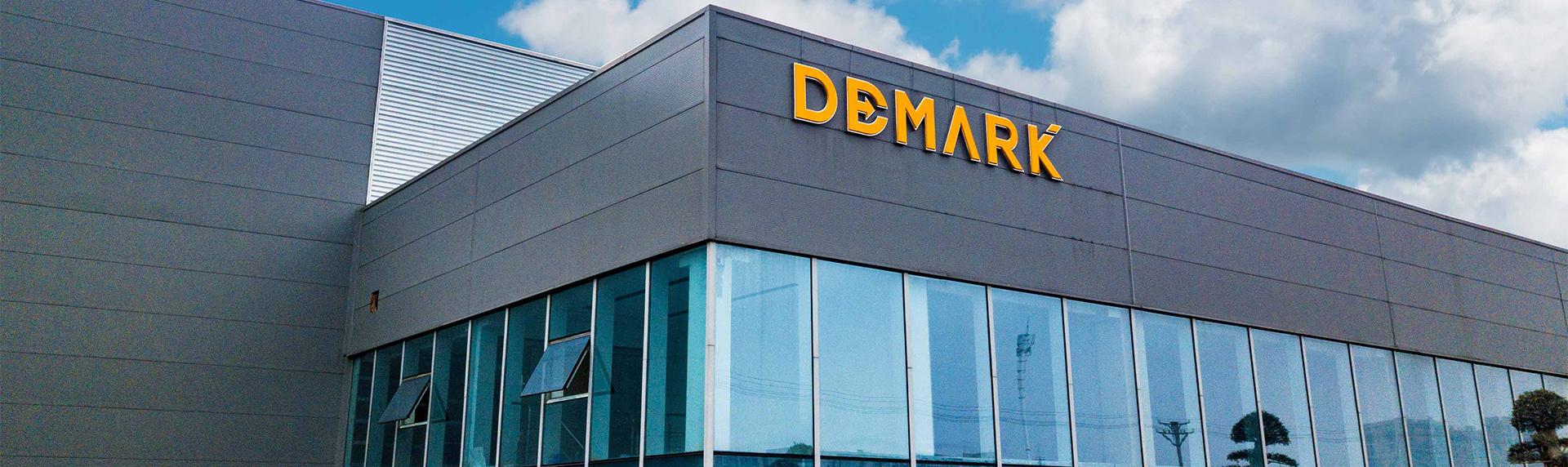 UJC设计-德玛克新厂区导视系统设计