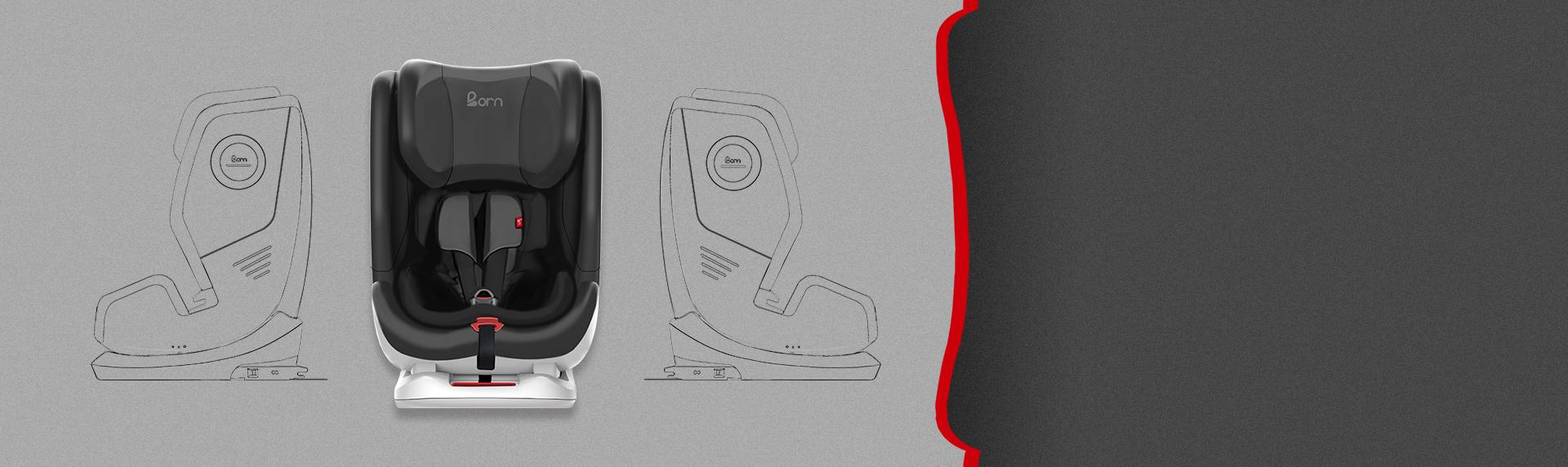 SSC设计-儿童安全座椅设计